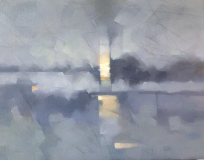 Fault line 1 by Karen Fogarty
